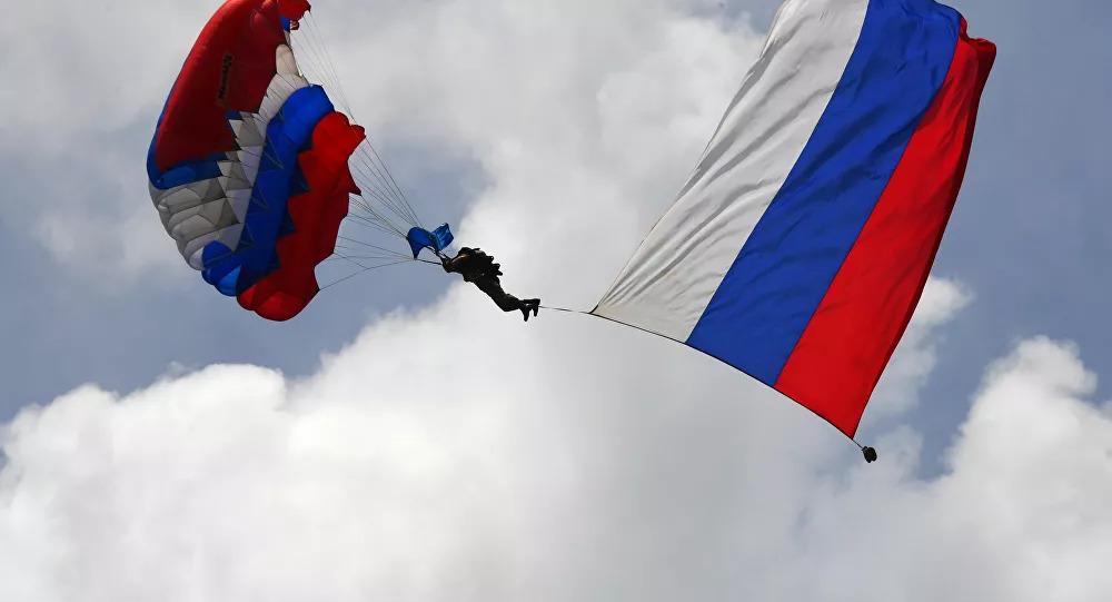 'Bộ binh có cánh' Nga - 90 năm thành lập