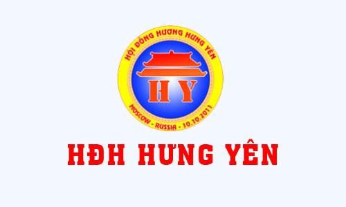 Website HĐH Hưng Yên tại Mátxcơva LB Nga