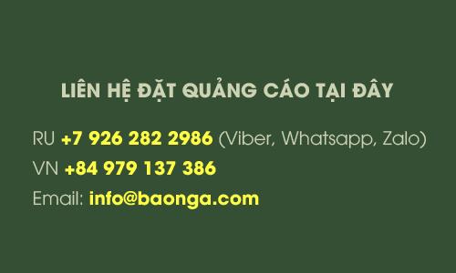 Liên hệ quảng cáo Baonga.com PC
