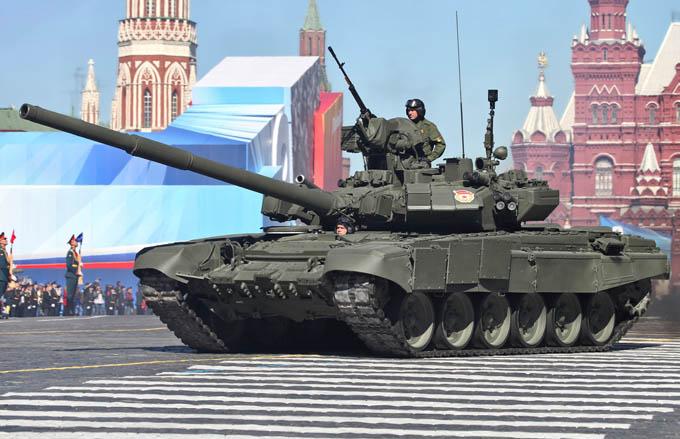 Lý do người Mỹ gọi xe tăng chủ lực T-90M của Nga là 'quái vật'?