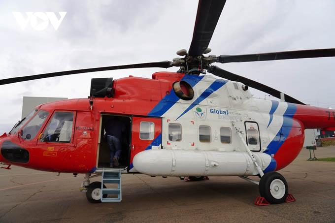 Thăm nhà máy sản xuất trực thăng hàng đầu thế giới tại Ulan-Ude-LB Nga