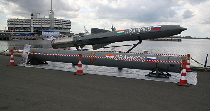 Video: Phóng thành công tên lửa của Nga - Ấn ở Biển Ả Rập