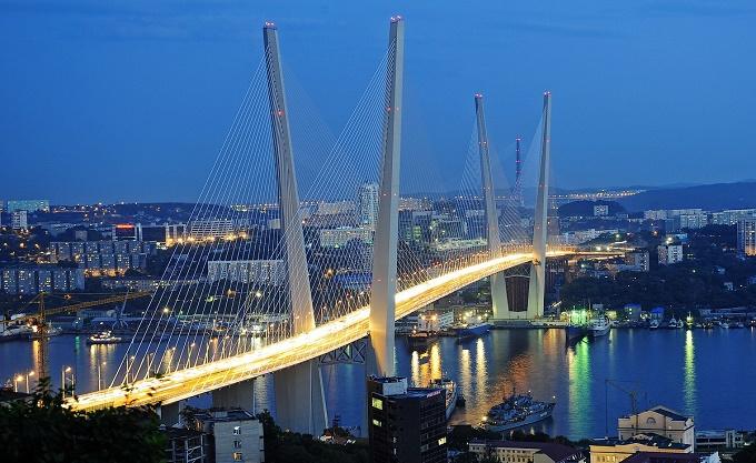 'Cây cầu hư không' trị giá 1,1 tỷ USD ở Nga