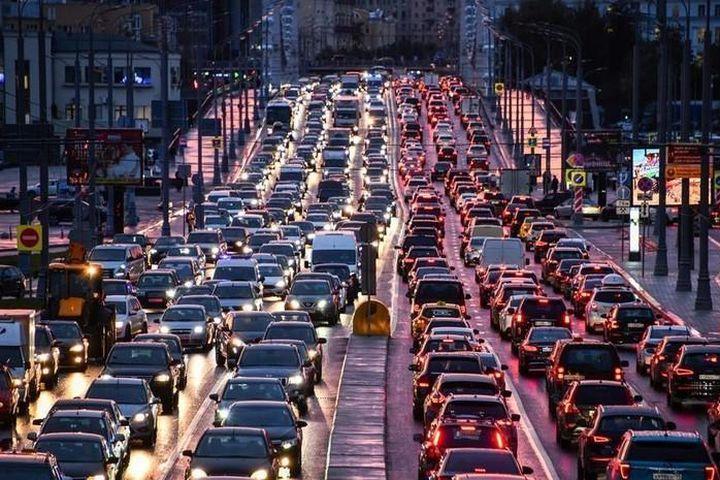 Nga giải bài toán tắc đường cho Moscow như thế nào?