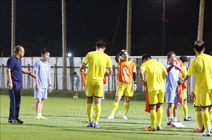 VCK U23 châu Á 2020: U23 Việt Nam tự tin 'đủ sức hạ U23 Jordan'