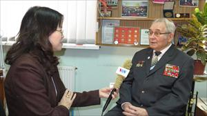 Phỏng vấn ông Iuri Kislisin, phó Chủ tịch Hội CCB Ucraina