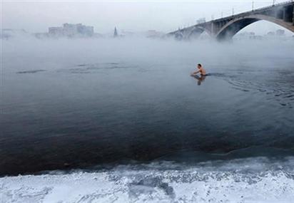 Sự khác biệt của mùa đông và hạ ở Siberia