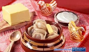 Chiếc bánh Pelmeni – Hương vị hạnh phúc của người Nga