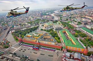 Đến Nga xem World Cup, đừng quên khám phá bí mật trong điện Kremlin