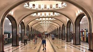 Có một Moskva trong lòng đất