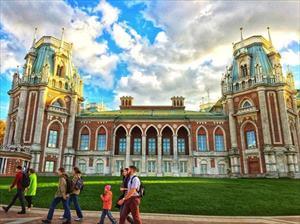 5 điểm vui chơi miễn phí ở Moscow