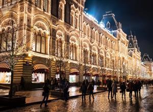 Ảnh: Những địa điểm nổi tiếng được yêu thích nhất ở Nga