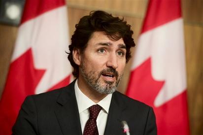Ông Trudeau hứng bão chỉ trích vì Canada bị gạt khỏi liên minh AUKUS