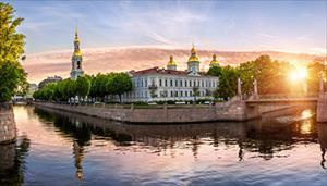 Saint Petersburg - Thánh địa lộng lẫy, xa hoa và kiêu hãnh