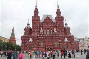 """Một Nước Nga vĩ đại và nhân hậu Kỳ 1: Từ """"trái tim"""" nước Nga"""