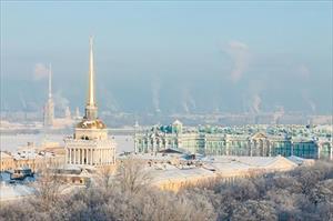 Chương trình tour mua sắm và đón tết tại Nga 7 ngày 6 đêm