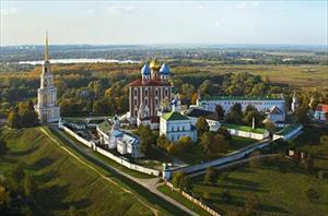 Ryazan (Рязань) – một tên gọi hai địa danh