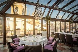 Bật mí những nhà hàng có không gian đẹp nhất để ngắm pháo hoa đêm giao thời tại Matxcova