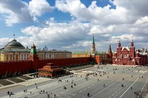 Chương trình tham quan mùa hè nước Nga 2017 (10 ngày 9 đêm)