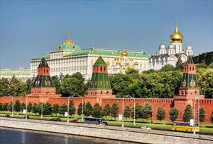 Điện Kremlin - Biểu tượng lịch sử của nước Nga