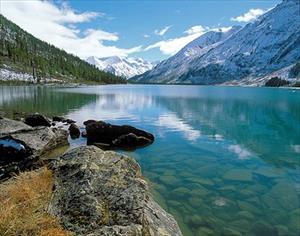 Sự hùng vĩ của thiên nhiên Nga