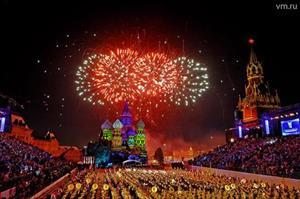 Những lễ hội lớn ở nước Nga năm 2017