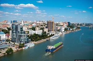 Rostov trên sông Đông - Thủ đô phương Nam của nước Nga