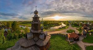 Vùng Vladimir - nguồn cội đất Nga