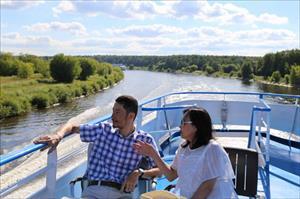 Thăm quan nước Nga trên tàu Lev Tolstoy