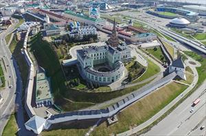 Ảnh: Lặng người trước cảnh đẹp mê ly của 10 thành phố Nga ngày nay
