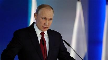 Tổng thống Nga: 'Sửa đổi hiến pháp không nhằm kéo dài quyền lực'