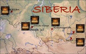 5 kho báu bí ẩn ở Nga