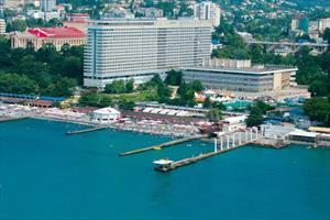 Du lịch Nga không thể bỏ qua thành phố biển Sochi