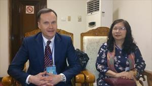 Nhà báo Nga dịch truyện Việt Nam đương đại