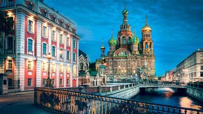 Cẩm nang du lịch Nga, Moscow, Saint Petersburg từ A đến Z