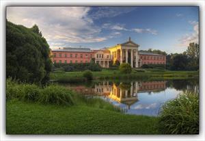 Vườn Xanh tại Mátxcơva