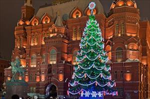 Những địa điểm tuyệt vời nhất để đón lễ giáng sinh tại Matxcova