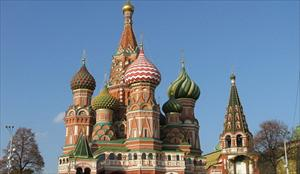 Biểu tượng của Moskva: Nhà thờ St Basil