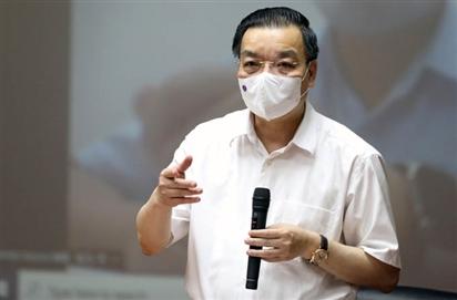 Chủ tịch Hà Nội: Thành phố đủ năng lực tiêm vaccine quy mô lớn