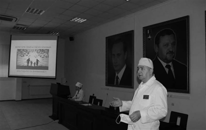 Cộng hòa Chechnya: Phó giám đốc bệnh viện tử vong do nhiễm Covid-19