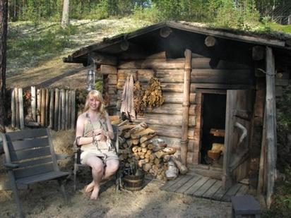 Banya - Nhà tắm hơi truyền thống kiểu Nga