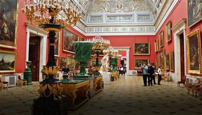 VIDEO: Khám phá bảo tàng Hermitage độc đáo và ấn tượng nhất định phải đến thăm khi đến thành phố du lịch St. Petersburg