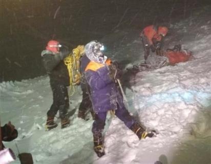 5 người leo núi thiệt mạng do bão tuyết ở Nga
