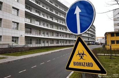 St. Petersburg: Một bệnh nhân tử vong trong vụ hỏa hoạn ở bệnh viện Botkin thành phố St. Petersburg
