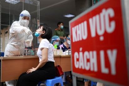 Phú Thọ: 45 học sinh nhiễm COVID, nâng cấp độ dịch lên Cấp 4