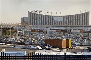 Chợ ở Moskva sau 5 năm biến đổi