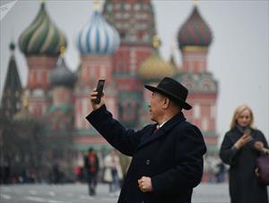 Ảnh: Mách bạn những điểm chụp ảnh selfie tuyệt đẹp ở Matxcơva