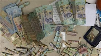 Khởi tố thêm 7 người trong đường dây cờ bạc hơn 2.000 tỷ ở An Giang