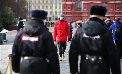 Moskva duy trì chế độ tự cách ly tại nhà đến ngày 14 tháng 4
