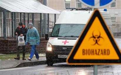Covid-19 tại Nga: Trong 24 giờ qua số ca bình phục (11.108 ca) đã nhiều hơn số ca nhiễm mới (8.863 ca)